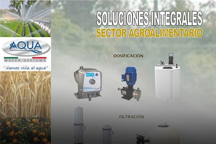 La calidad de agua en instalaciones agrícolas y ganaderas